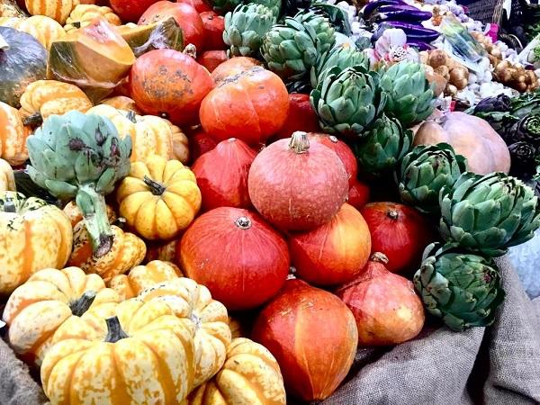 ¿Cuánto es una ración de verdura?